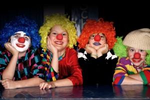 Clowns Molto Vitale © Charlotte Dösch
