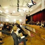 Wirtschaftssymposium Emil Molt Schule/Akademie © Christiaan Lidorp